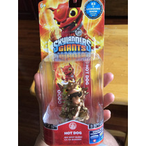 Skylanders Hot Dog Edición Limitada - Raro