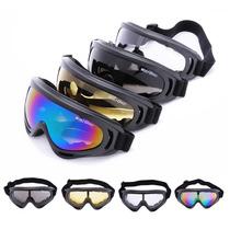 Goggle Motocross Falatt Con Mica En 4 Colores