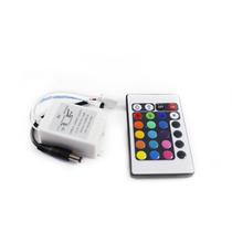 Controlador Control Remoto 16 Colores Para Tiras Rgb 3528