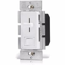 Dimmer Deslizable Regula Luz Con Interruptor Voltech 46301