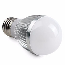 Foco Led Tipo Bombilla De 9 Watts Luz Blanca O Calida E27