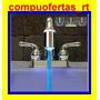 Lampara Para Lavabo Led Sensor De Agua Iluminacion Grifo Vbf