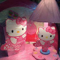 Lampara Y Bote De Hello Kitty Lagunilla