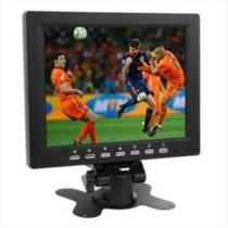 Monitor Tft Lcd 8.0 Polegadas Com Função De Tv