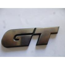 Vw Jetta O Golf A3 Gt Emblema Gt Oem 93-99