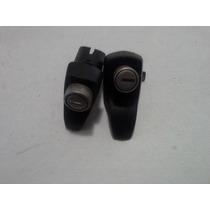 Vw Combi Par Boton Tapa Motor Y Trasera Usada