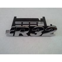 Vw Golf R32 Rotulo Parrilla Original