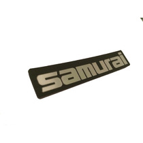 Emblema Para Tablero Del Suzuki Samurai (nuevo)