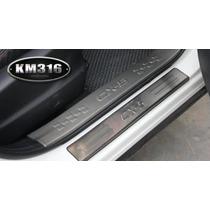 Embellecedor Estribos Mazda Cx-5 8 Piezas