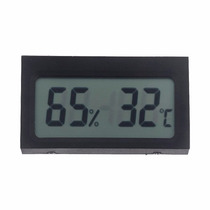 Termometro Higrometro Dijital Lcd Para Interiores