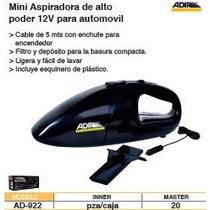 Mini Aspiradora De Alto Poder 12v Para Automovil