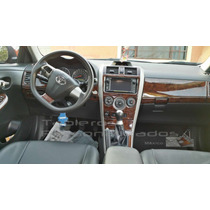 Moldura Toyota Corolla 2012 -13 Trans Automatica