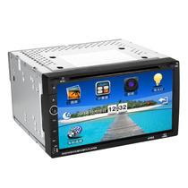 Dvd P Carro De 16 C Toque C Digitales Gps Bluetooth