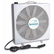 Aire Ventilador De Piso 12 Voltios Entrada Encendedor