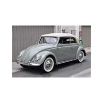 Vw Capota Convertible Para Vocho Bocho Beetle Bug Sedan