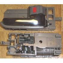 Manija Interior Corolla 2003 - 2008 Gris Con Cromo Nueva!!!!