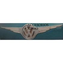 Emblema Alas Para Jetta A3 Instalacion En Cajuela