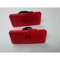 Vw Cabriolet Par Cuartos Laterales Rojos Usado