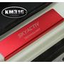 Kit Embellecedores Estribos Mazda Cx-5 Skyactiv Rojo