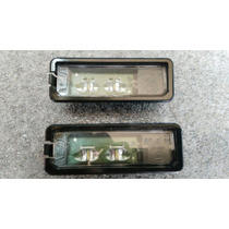 Led De Placa Golf Gti New Beetle Passat Cc Universal