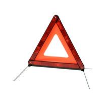 Triángulo De Advertencia - Coche Plegable Muestra De Peligr
