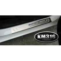 Kit Embellecedores Estribos Mazda Cx-5 Skyactiv