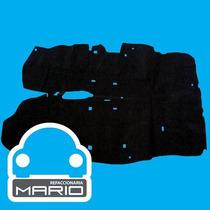 Alfombra De Piso (completa) Chevy Monza C1, C2, C3