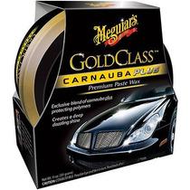 Meguiars Gold Class Carnauba Paste Wax Cera Pasta Carnauba