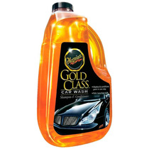 Meguiars Gold Class Car Wash Shampoo, Acondicionador Auto