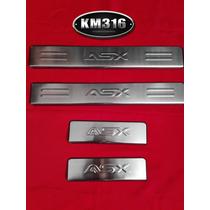 Kit Embellecedor Estribos Mitsubishi Asx