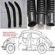 Ducto Original Lateral Delantero Calefaccion Vocho 74-03
