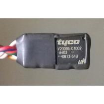 Relay Doble Tyco Relevador Para 4 Seguros, Auto Alarmas
