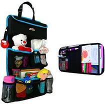 Asiento Trasero Del Coche Organizador - Niños Toy Storage -