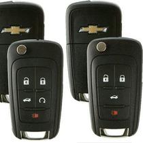 Llave Control Chevrolet Camaro Y Cruze 100% Original Nueva