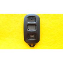 Carcasa Control Remoto Toyota Celica, Echo 3 Botones + Panic