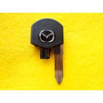 Llave Navaja Para Control Mazda 3, 5, Cx7 Mx-5 Envio Gratis