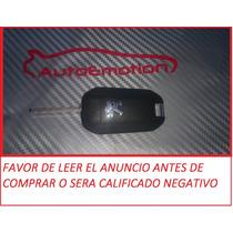 Carcasa De Llave Para Peugeot 207 Y 307 Modelo Navaja Nuevo