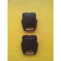 Carcasa Para Control Remoto Chevrolet Opel 2 Botones
