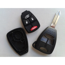 Carcasa Llave Alarma Dodge Chrysler Jeep, Avenger, Liberty