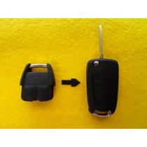 Carcasa Control Remoto Modificacion Chevrolet Opel