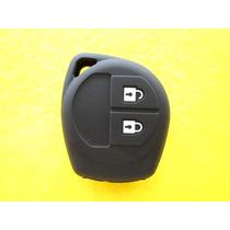 Funda De Silicon Llave Control Remoto Suzuki 2 Botones