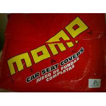 Fundas Momopara Asientos Universales Color Negro 10 Piezas