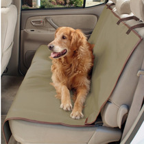 Cubre Asiento Trasero Protector Impermeable Auto Para Perro