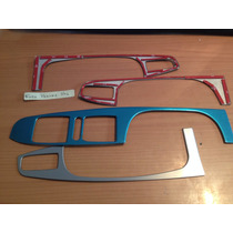 Embellecedor De Puerta Jetta A6 Mk6 Nuevos Aluminio