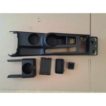 Consola Central Freno Vw Golf Jetta A4 Clasico Con Portavaso