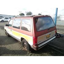 Palanca De Direccionales De Dodge Caravan 1984-1987