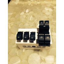Botones Filo Cromado Kit Completo Originales No Replicas !!
