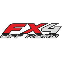 Calcomania Fx4 Off Road O Sport Stickers