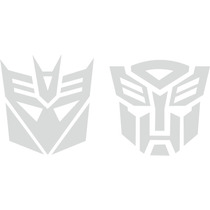 Calcomania Transformers Stickers