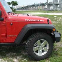 Paquete Stickers Vinil Para Jeep Rubicon O Wrangler Calca